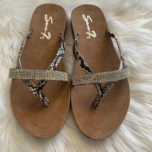 Seven7 Sandals size 10